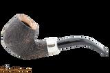 Peterson Arklow Sandblast 68 Tobacco Pipe Fishtail
