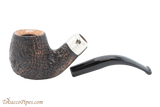 Peterson Arklow Sandblast 68 Tobacco Pipe Fishtail Apart