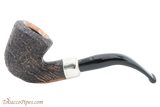 Peterson Arklow Sandblast B10 Tobacco Pipe Fishtail