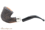 Peterson Arklow Sandblast B10 Tobacco Pipe Fishtail Apart