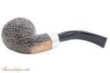 Peterson Arklow Sandblast XL02 Tobacco Pipe Fishtail Bottom