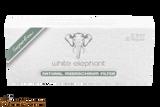 White Elephant 9 mm Meerschaum Filters - 20 Pack