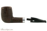 Chacom Maigret 1201 Sandblast Tobacco Pipe Apart