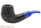 Molina Azzuro 102 Sandblast Tobacco Pipe