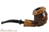Nording Point Clear C Tobacco Pipe 12003 Right Side