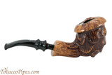 Nording Point Clear C Tobacco Pipe 12006 Right Side