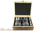 Beyler Companion Whiskey Glass Set 100-0000 Open