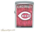 Zippo MLB Cincinnati Reds Lighter