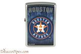 Zippo MLB Houston Astros Lighter