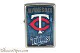 Zippo MLB Minnesota Twins Lighter