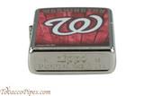 Zippo MLB Washington Nationals Lighter Bottom