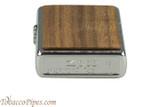 Zippo Woodchuck USA Walnut Lighter Bottom