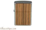 Zippo Woodchuck USA Walnut Lighter