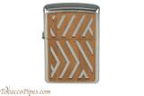 Zippo Woodchuck USA Herringbone Lighter