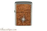 Zippo Woodchuck USA Compass Lighter