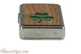 Zippo Woodchuck USA Clover Lighter Bottom