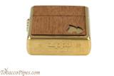 Zippo Woodchuck USA Zippo Flame Lighter Bottom