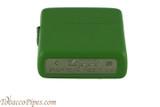 Zippo Moss Green Matte Lighter Bottom