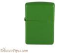 Zippo Moss Green Matte Lighter