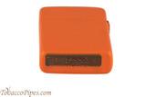 Zippo Slim Orange Matte Lighter Bottom