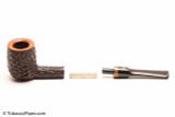 Savinelli Porto Cervo Rustic 114 KS Tobacco Pipe Apart