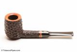 Savinelli Porto Cervo Rustic 114 KS Tobacco Pipe Left Side