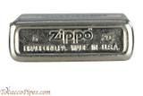 Zippo Beer Pabst Blue Ribbon USA Flag Lighter Bottom