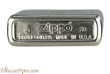 Zippo Spirits Jack Daniels Chrome Old No 7 Lighter Bottom