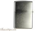 Zippo Spirits Jack Daniels Chrome Old No 7 Lighter Back