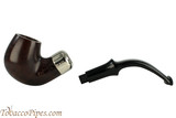 Peterson System Standard 317 Heritage  Tobacco Pipe PLIP Apart