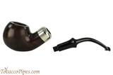 Peterson System Standard 302 Dark Smooth Tobacco Pipe PLIP Apart