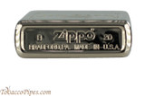 Zippo Spirits Black Ice Jim Beam Lighter Bottom