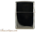Zippo Spirits Black Ice Jim Beam Lighter Back