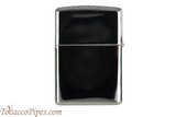 Zippo Spirits Jim Beam Pewter Emblem Chrome Lighter Back
