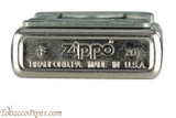 Zippo Spirits Jack Daniels Cask Chrome Lighter Bottom