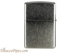 Zippo Spirits Jack Daniels Cask Chrome Lighter Back