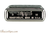 Zippo Spirits Jim Beam Ribbon Chrome Lighter Bottom