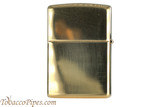 Zippo Spirits Jack Daniels Emblem Brass Lighter Back