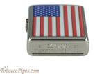 Zippo Patriotic American Flag Lighter Bottom