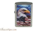 Zippo Patriotic Mazzi Freedom Watch Lighter