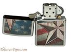 Zippo Patriotic Retro American Star Cigar Lighter