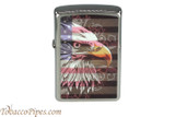 Zippo Patriotic Eagle Flag Lighter