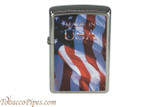 Zippo Patriotic Made In USA Flag Lighter