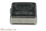 Zippo Patriotic Right to Bear Arms Eagle Lighter Bottom