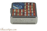 Zippo Patriotic Rick Rietveld Flag Lighter Bottom