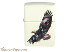 Zippo Patriotic Soaring Eagle Lighter