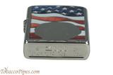 Zippo Patriotic American Stamp Flag Lighter Bottom