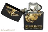 Zippo US Military Few Proud Marines Pipe Lighter