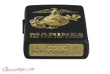 Zippo US Military Few Proud Marines Lighter Bottom