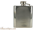 Zippo Stainless Steel 3oz Flask Back